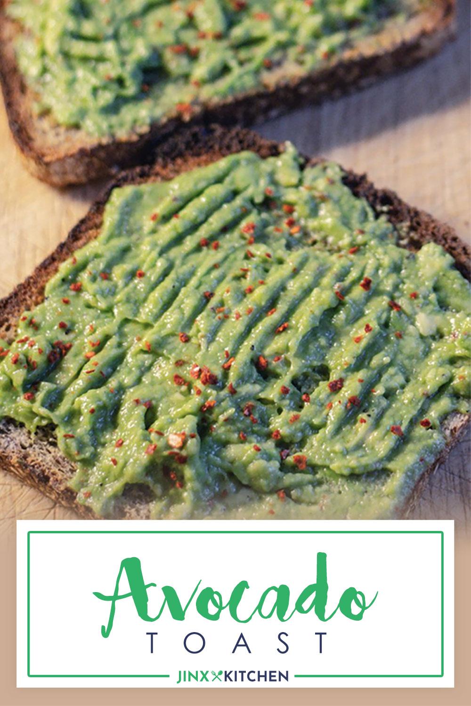 Pinterest Avocado Toast