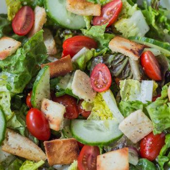 Fattoush Salat Levante Küche