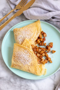 Apfel Zimt Pfannkuchen Jinx Kitchen Rezept