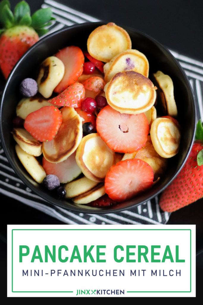 Pinterest Pancake Cereal Müsli